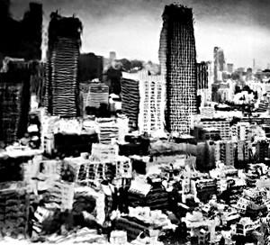 Tokio by Andrea Pacanowski contemporary artwork