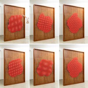 Trabalho noturno by Lucia Koch contemporary artwork