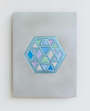 Geode I by Julian McKinnon contemporary artwork