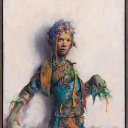 Jonas Burgert contemporary artist