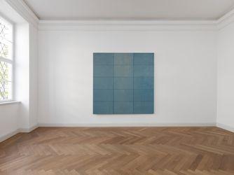 Exhibition view: Sean Scully, Overlay, Kewenig, Berlin (15 September–30 October 2021). © Sean Scully. Courtesy Kewenig. Photo: Lepkowski Studios, Berlin.