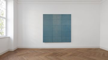 Contemporary art exhibition, Sean Scully, OVERLAY at KEWENIG, Berlin, Germany