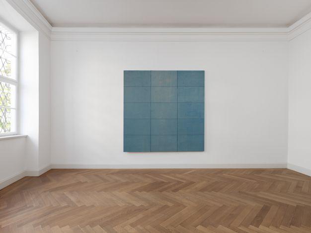 Exhibition view: Sean Scully, Overlay, Kewenig, Berlin, 2021 © Sean Scully, courtesy Kewenig, photo Lepkowski Studios, Berlin.