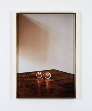 Untitled (glasses) 14:56 by Ariel Schlesinger contemporary artwork