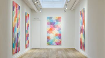 Contemporary art exhibition, Tim Head, Fictions at Parafin, London