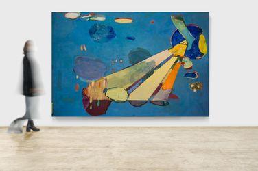 Contemporary art exhibition, Cristina Canale, The Encounter at Galeria Nara Roesler, New York, USA