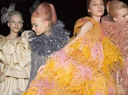 Genieve Figgis: The Irish artist who inspired Marc Jacobs' SS19 collection