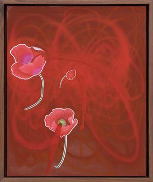 Opium Tears II by Taravat Talepasand contemporary artwork