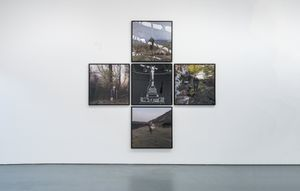 Monument to the vanquished by Leah Gordon contemporary artwork photography, moving image