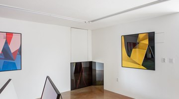Contemporary art exhibition, Dahahm Choi, Sanghyeok Lee, Reflection Studies at One And J. Gallery, Seoul