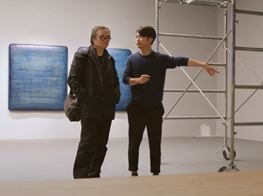 Artist & Curator in Conversation The Paintings of Su Xiaobai