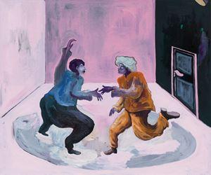 Dance Duel by Pierre Knop contemporary artwork