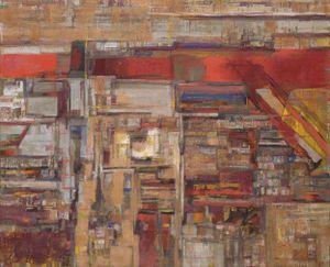 Communal by Maria Helena Vieira da Silva contemporary artwork