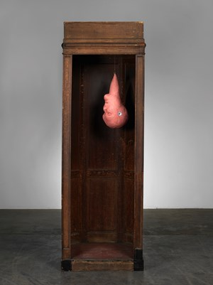 The Hidden Past by Louise Bourgeois contemporary artwork