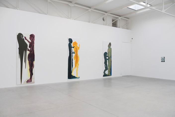 Exhibition view: Marlene Dumas, Double Takes, Zeno X Gallery, Antwerp (27 May–25 July 2020). Courtey Zeno X Gallery.