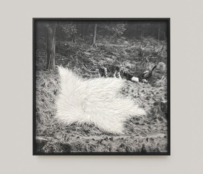 Climbing the Mountain-4 by Wu Wei contemporary artwork
