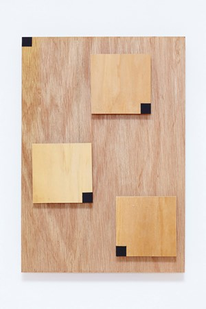 Gathered Space by Kishio Suga contemporary artwork