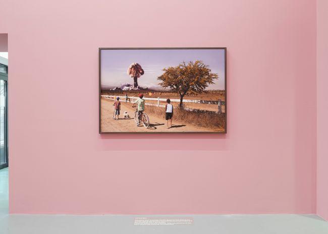 Little Boy by Daniela Edburg contemporary artwork