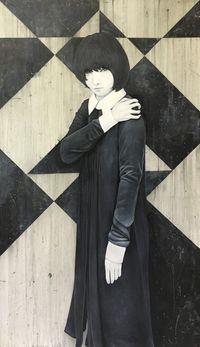 Fragment Box by Yu Kawashima contemporary artwork painting, works on paper, drawing