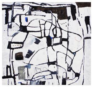 Emerge by Peter Matthews contemporary artwork