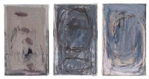 Rilke's Grey I by Xiaohua contemporary artwork