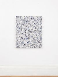 Untitled (Blue) by Gabriele Cappelli contemporary artwork painting