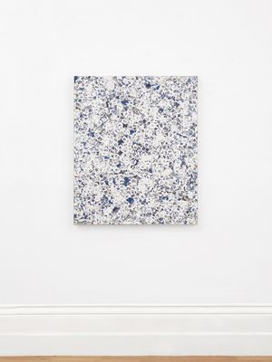 Untitled (Blue) by Gabriele Cappelli contemporary artwork