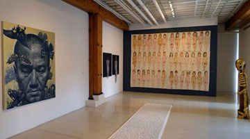 Contemporary art exhibition, Group Exhibition, Anthropos at Sundaram Tagore Gallery, New York