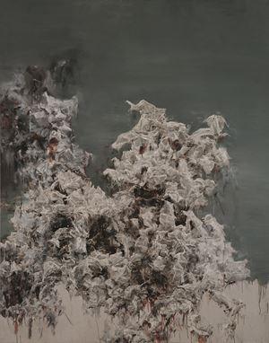 Mountain Beyond Mountain by Tu Hongtao contemporary artwork painting