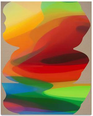 Spectrumfigure (Medium) III by John Young contemporary artwork