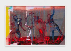 3693 by James Welling contemporary artwork