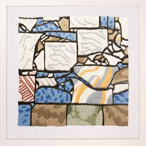 Matareva Tiles by Erica van Zon contemporary artwork