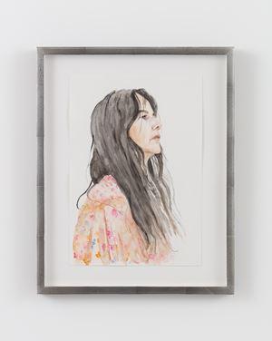 Lockdown Portrait 5 by Gillian Wearing contemporary artwork