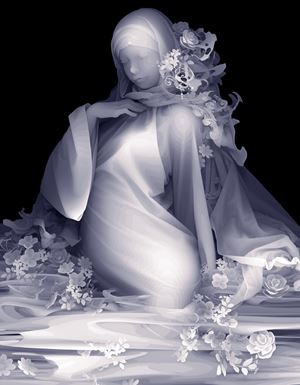 Thank You to Me in the Past. Hi! To Me Today by Kazuki Takamatsu contemporary artwork