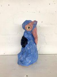 bird_x by Janes Haid-Schmallenberg contemporary artwork sculpture