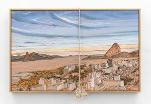 Rio desde Parque de las Ruínas by Alberto Baraya contemporary artwork