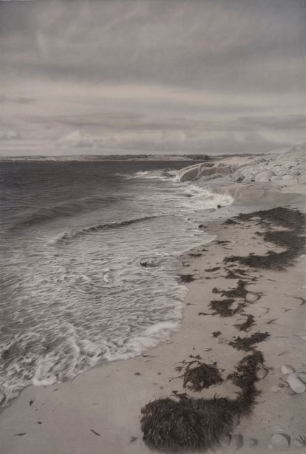 Sandhaken by Gunnel Wåhlstrand contemporary artwork