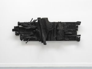 Number 225 by Leonardo Drew contemporary artwork