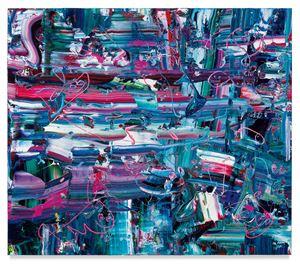 Sea Friends by Michael Reafsnyder contemporary artwork