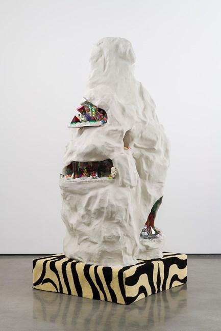 that fuss wuz us by Lauren Halsey contemporary artwork