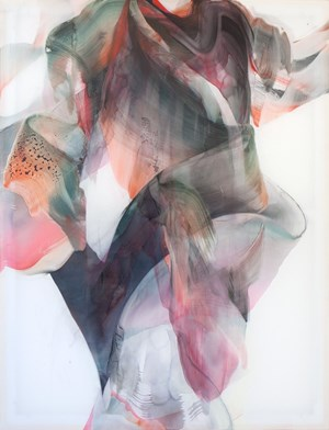 Shrug by Natascha Schmitten contemporary artwork