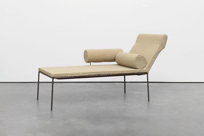 Chaiselongue (Chaise Longue) by Franz West contemporary artwork