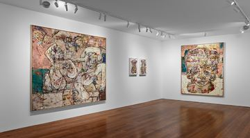 Contemporary art exhibition, Daniel Crews-Chubb, Cave Continuum at Timothy Taylor, New York