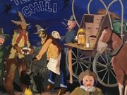 Robert Colescott's Frank Snapshots of Racism and Misogyny in the US
