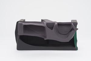 Untitled by Vincent Fecteau contemporary artwork