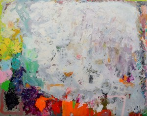 Palette (Untitled III) by David Jolly contemporary artwork