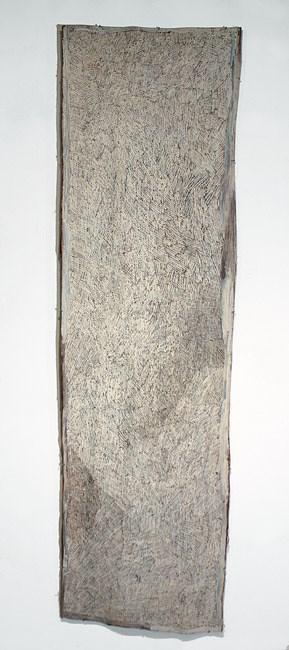 Narraku Namala by Nyapanyapa Yunupiŋu contemporary artwork