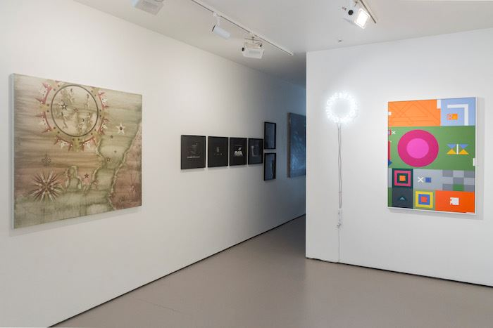 Exhibition view: In Good Company, Bartley + Company Art (11 December–15 February 2020). Courtesy Bartley + Company Art.
