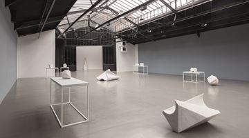 Contemporary art exhibition, Jan Dries, Infinite End at La Patinoire Royale – galerie Valérie Bach, Brussels, Belgium