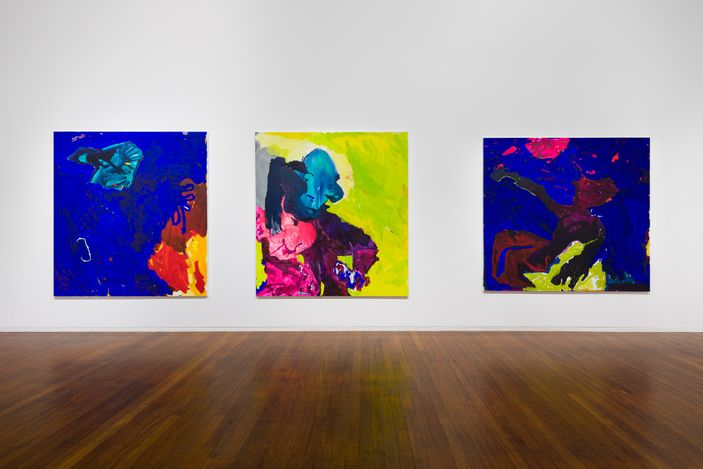 installation view, Tom Polo:linger, Roslyn Oxley9 Gallery, Sydney (9 April – 8 May 2021). photo: Luis Power